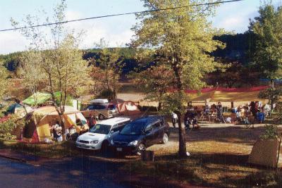 椛の湖オートキャンプ場写真4