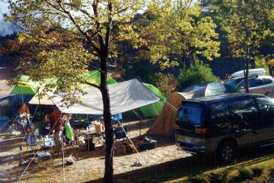 椛の湖オートキャンプ場写真5