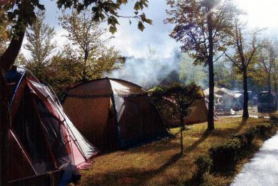 椛の湖オートキャンプ場写真6