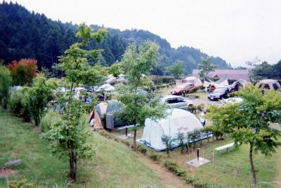ごてんば乙女森林公園第2キャンプ場写真1