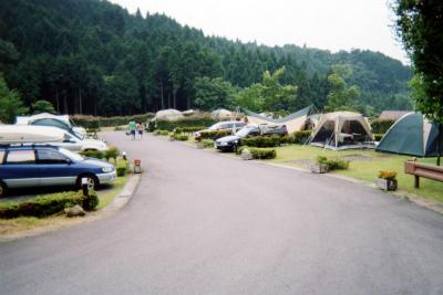 ごてんば乙女森林公園第2キャンプ場写真2