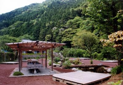 河津七滝オートキャンプ場写真1