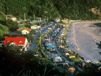 宇久須キャンプ場写真1