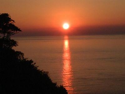雲見 夕陽と潮騒の岬オートキャンプ場写真8