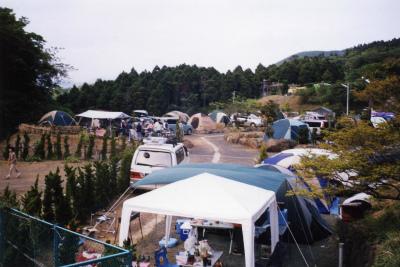 オートキャンプ花沢写真2