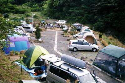 オートキャンプ花沢写真3