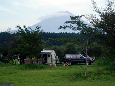 朝霧ジャンボリーオートキャンプ場写真1