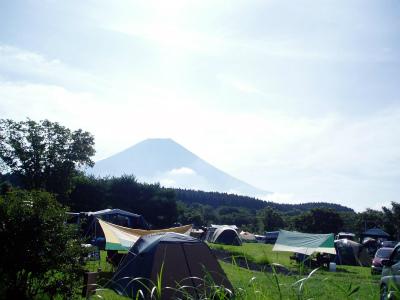 朝霧ジャンボリーオートキャンプ場写真3