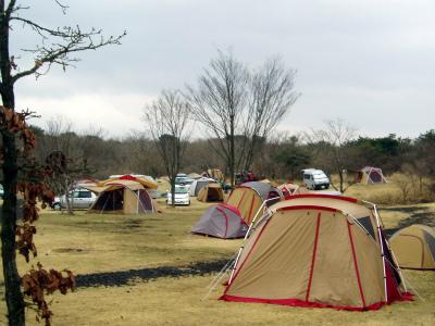 朝霧ジャンボリーオートキャンプ場写真4