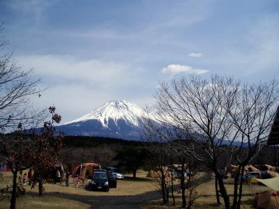 朝霧ジャンボリーオートキャンプ場写真7