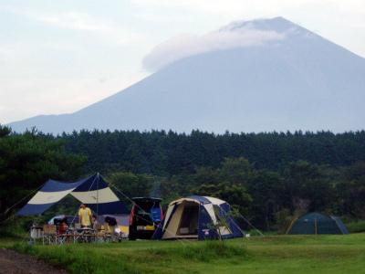 朝霧ジャンボリーオートキャンプ場写真8
