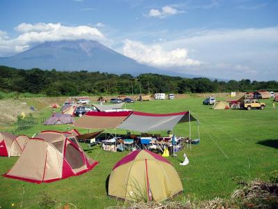 朝霧ジャンボリーオートキャンプ場写真9