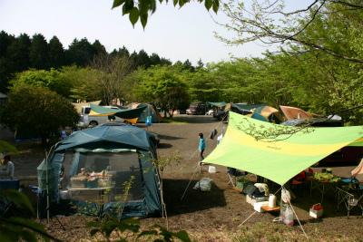 ACN西富士オートキャンプ場写真2