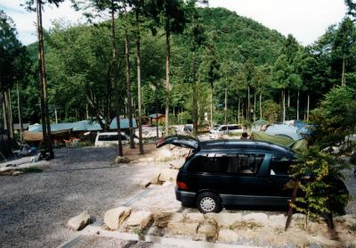 設楽オートキャンプ場写真3