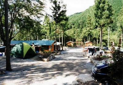 設楽オートキャンプ場写真4