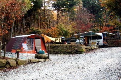 設楽オートキャンプ場写真8