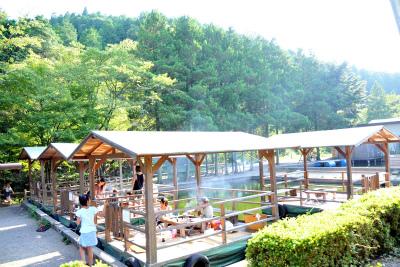 アウトドア・ベース犬山キャンプ場写真3