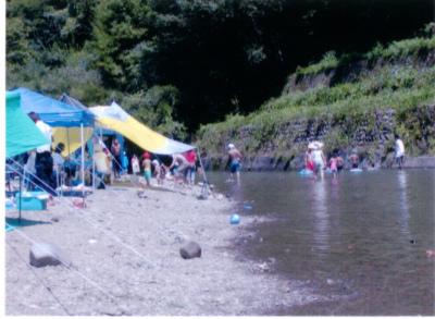 八曽モミの木キャンプ場写真1