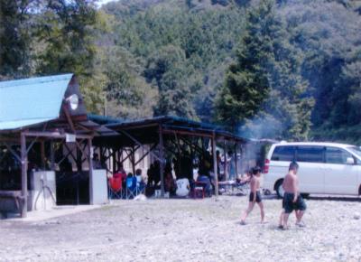八曽モミの木キャンプ場写真4