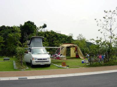 青川峡キャンピングパーク写真9