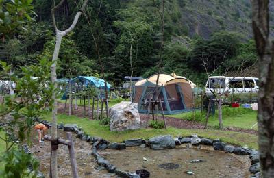 青川峡キャンピングパーク写真10