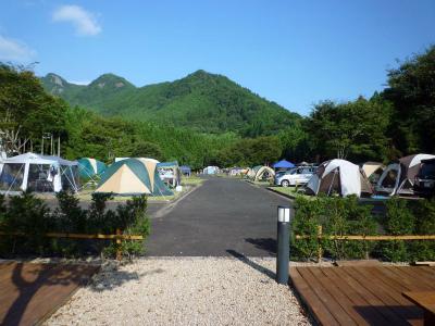 千枚田オートキャンプ場写真1