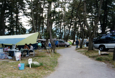 マキノサニービーチ知内浜オートキャンプ場写真4
