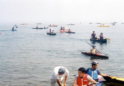 マキノサニービーチ知内浜オートキャンプ場写真5