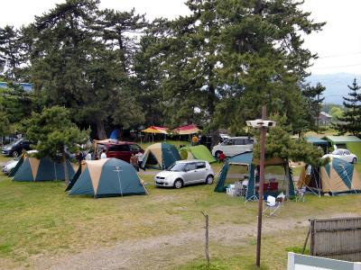 マキノサニービーチ高木浜オートキャンプ場写真1