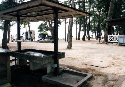 びわ湖畔白浜荘オートキャンプ場写真3