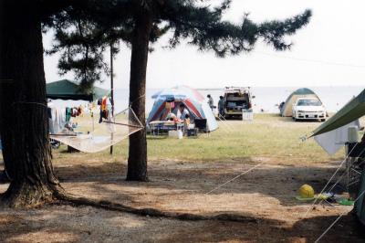 びわ湖畔白浜荘オートキャンプ場写真7