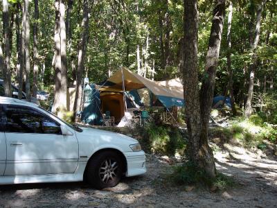 ファイブオーシャン奥琵琶湖キャンプ場写真2