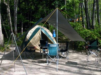 ファイブオーシャン奥琵琶湖キャンプ場写真3