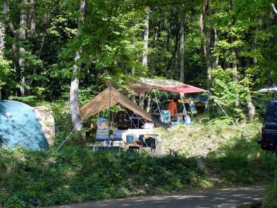 ファイブオーシャン奥琵琶湖キャンプ場写真4