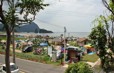 高嶋海水浴場キャンプ場写真1