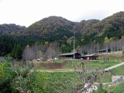 湯の原温泉オートキャンプ場写真5