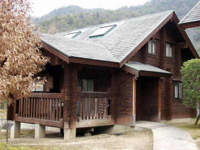 西脇市日本のへそ 日時計の丘公園キャンプ場写真3