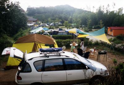 ウェルネスパーク五色オートキャンプ場写真3