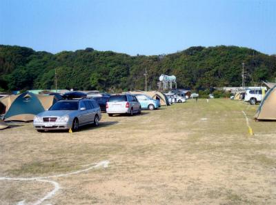 淡路じゃのひれオートキャンプ場写真2