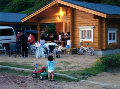 淡路じゃのひれオートキャンプ場写真3