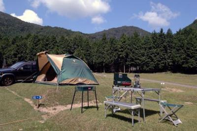 キャンプリゾート森のひととき写真1