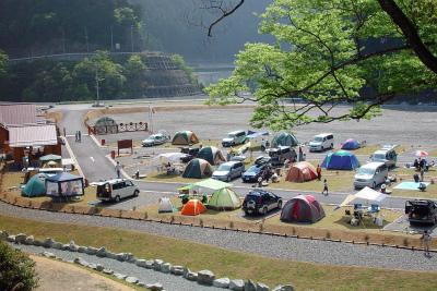 白川渡オートキャンプ場写真1