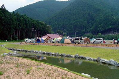 白川渡オートキャンプ場写真2