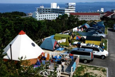 オートキャンプ場グランパス写真1