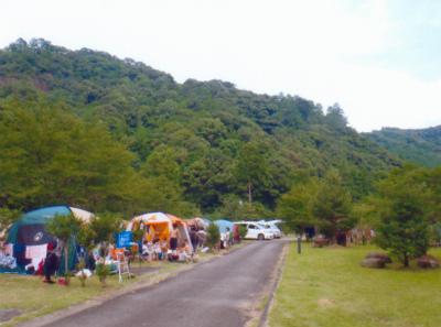 円満地公園オートキャンプ場写真1