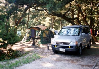 北条オートキャンプ場写真1