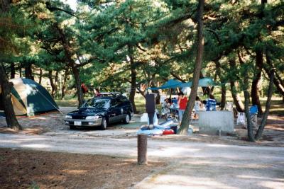 北条オートキャンプ場写真2