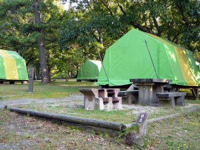 三瓶山北の原キャンプ場写真1