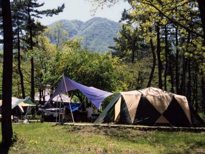 三瓶山北の原キャンプ場写真2