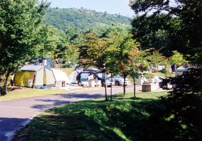 恩原高原オートキャンプ場写真2